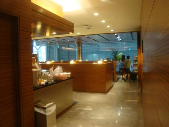 Tokyo International Airport (Haneda) Terminal2  Airport Lounge (North) 3F