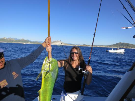 Hook up on ally lew picture of catch fish cabo san jose for San jose del cabo fishing charters