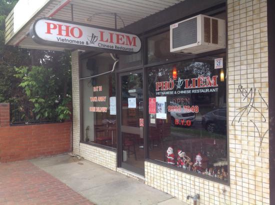 Preston, Australia: Pho Liam Restaruant