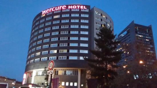 Mercure Paris La Defense 5 Hotel Picture Of Mercure