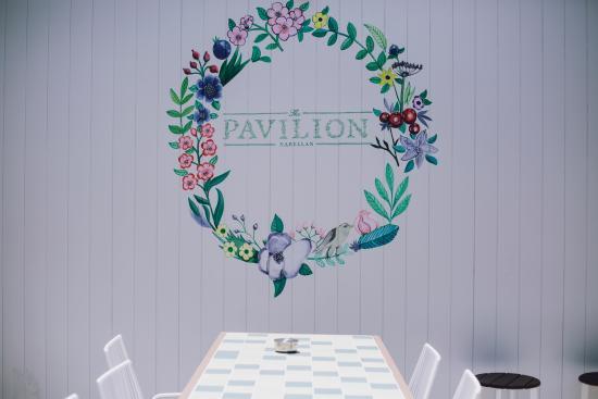 Narellan, Austrália: The pavillion