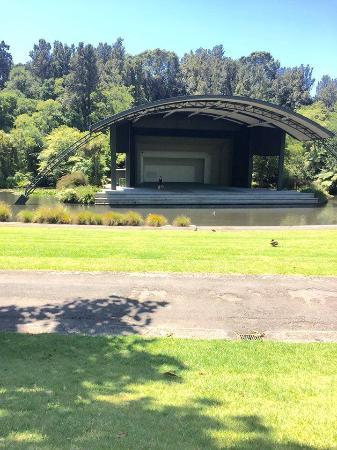 New Plymouth, Nueva Zelanda: Ampitheatre