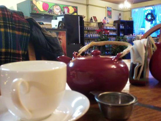 Enderby, Kanada: tea