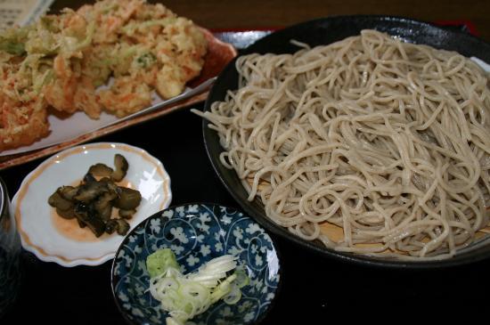 Teuchi Soba Ryuzan Nishi Zao Main Store