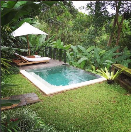 Uma by COMO, Ubud: Pool Villa
