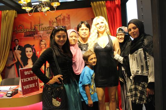Madame Tusaud - Picture of Madame Tussauds Bangkok, Bangkok - TripAdvisor