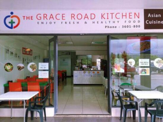 The Grace Road Kitchen