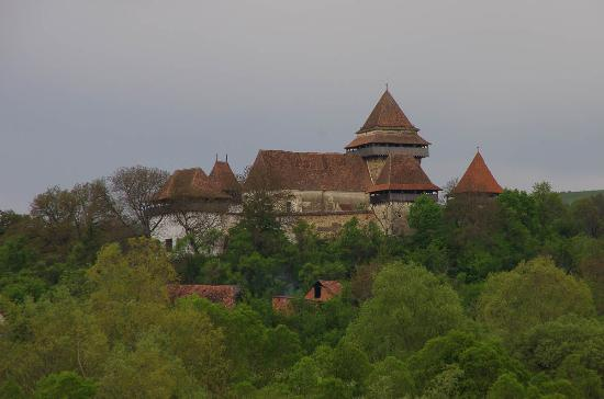 Villages with Fortified Churches: Fortified Churches
