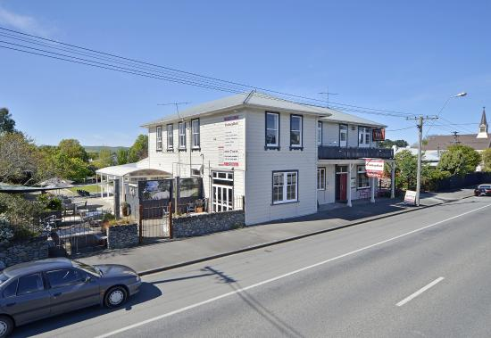 Greytown, New Zealand: Front view
