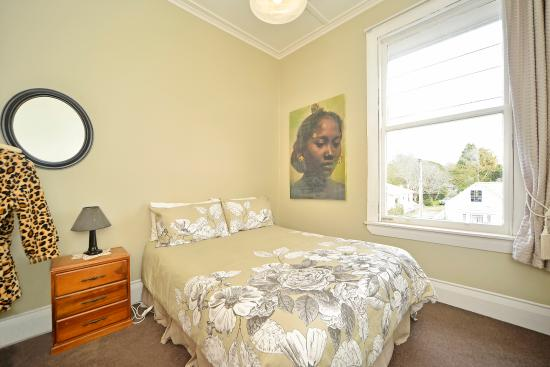 Greytown, New Zealand: Double room