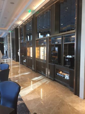 Shangri-La's China World Hotel Photo