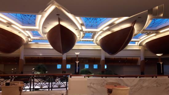 Grand Hyatt Dubai: Coffee Shop