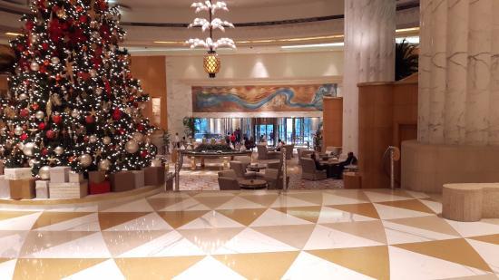 Grand Hyatt Dubai: Lobby