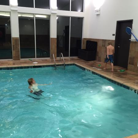 Hyatt Place Jackson/Ridgeland: nice heated pool