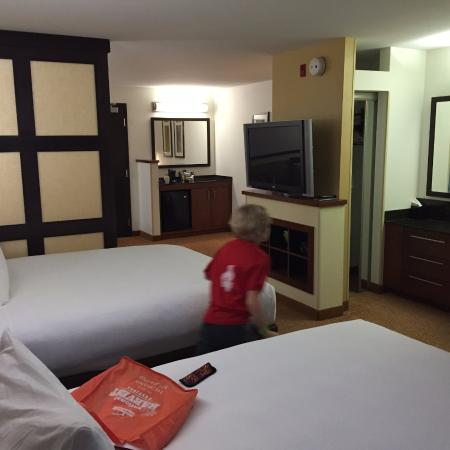 Hyatt Place Jackson/Ridgeland: view of the room
