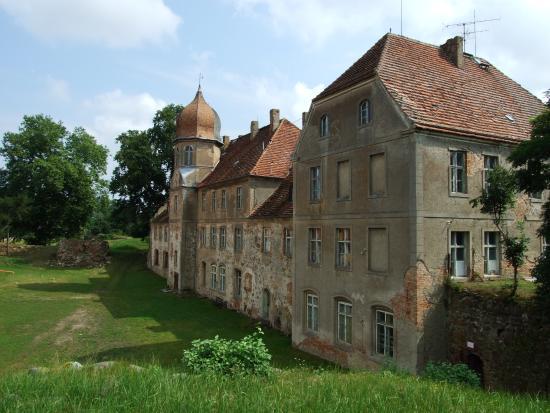 Burg Spantekow