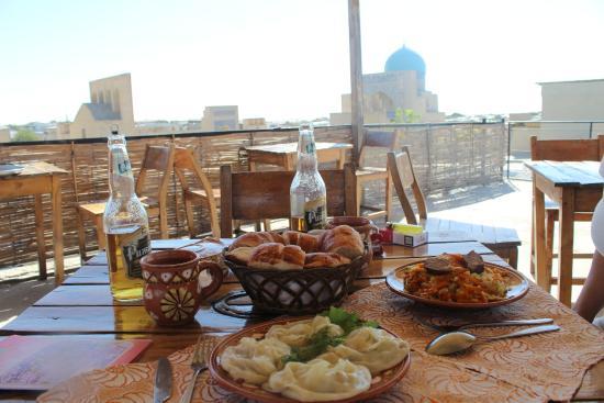 Chasmai-Mirob Restaurant