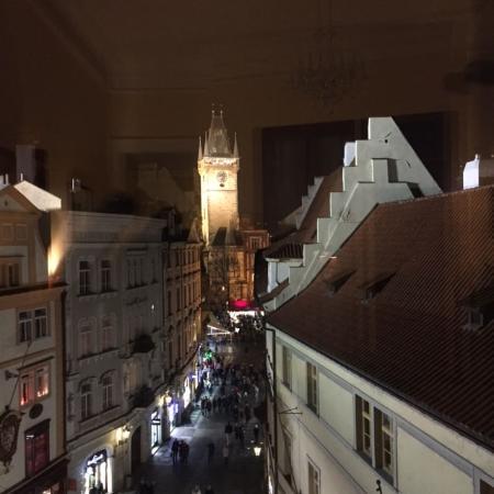 Bild fr n ventana hotel prague prag for Ventana hotel prague