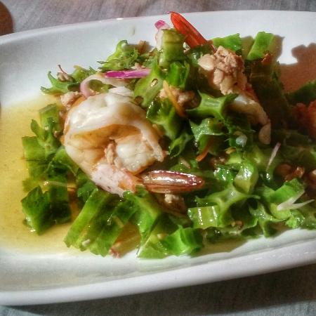 Arundina: Wing beans with prawns_large.jpg