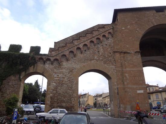 Porta Romana Picture Of Porta Romana Florence