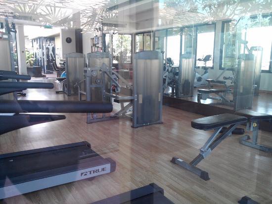 Salle De Fitness Picture Of Nouvo City Hotel Bangkok Tripadvisor