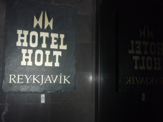 Hotel Holt: Exterior