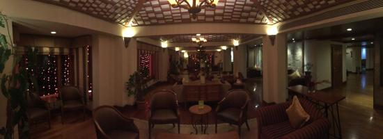 Entrance Area of Hotel
