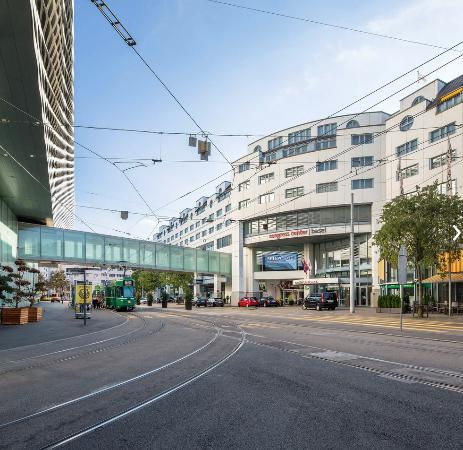Hotels Nahe Messe Basel