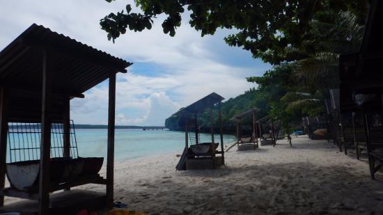 Baubau, Indonesien: Gubuk Gubuk