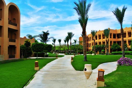 Stella Makadi Resort & Spa: Garden