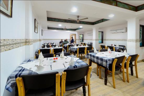 Hotel Ashish Palace: rest