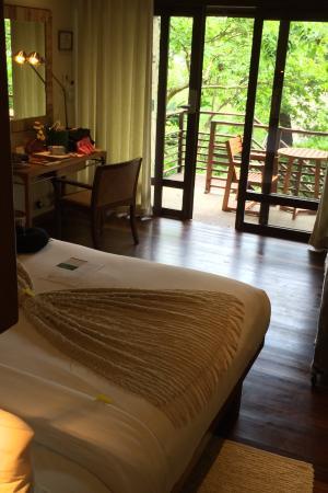 Laem Set, Tailandia: Room