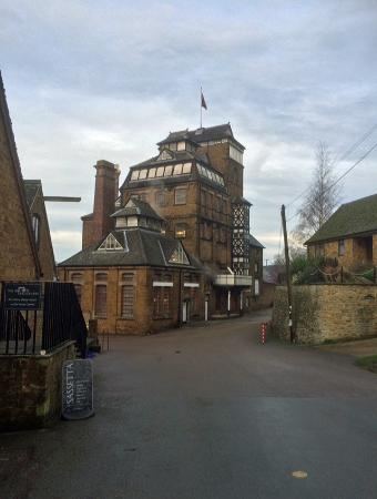 Hook Norton, UK: The Brewery