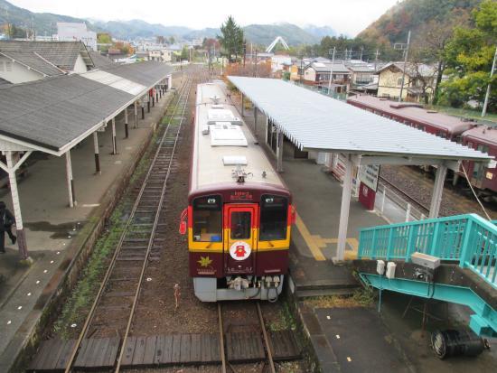 Kanto, Japonia: 渡良瀬鉄道