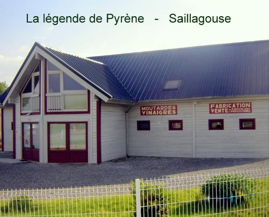 La Legende de Pyrene