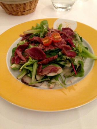 Revel, Prancis: Salade de gésiers