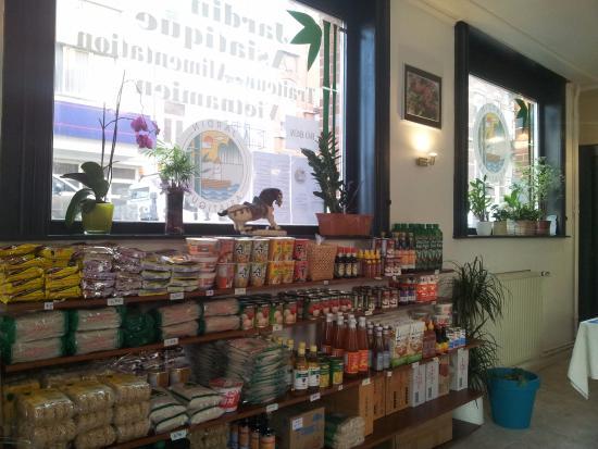 Jardin asiatique bruxelles restaurant avis num ro de t l phone photos tripadvisor - Jardin asiatique ...