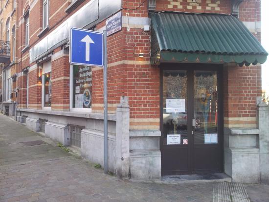 Jardin asiatique bruxelles restaurant avis num ro de for Restaurant jardin 92