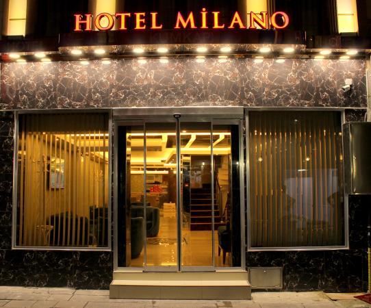 Hotel milano stanbul t rkiye otel yorumlar ve fiyat for Design hotel milano