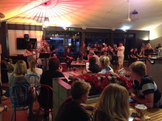 Papamoa, New Zealand: jam night - every Mon from 7.45pm