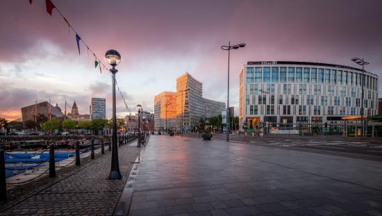 Hilton Liverpool City Centre: exterior