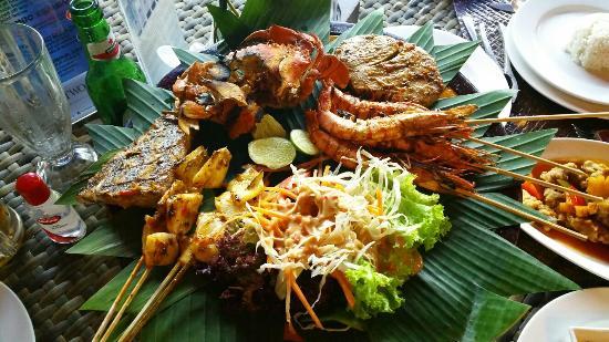 Bebek Tepi Sawah @ Bali Collection, Nusa Dua