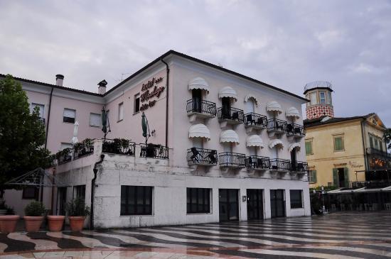 Hotel Miralago: Отель