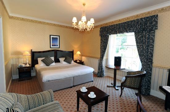 Best Western Lamphey Court Hotel & Spa: bedroom