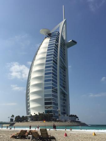 Plage Privée De Jumeirah Beach Hotel