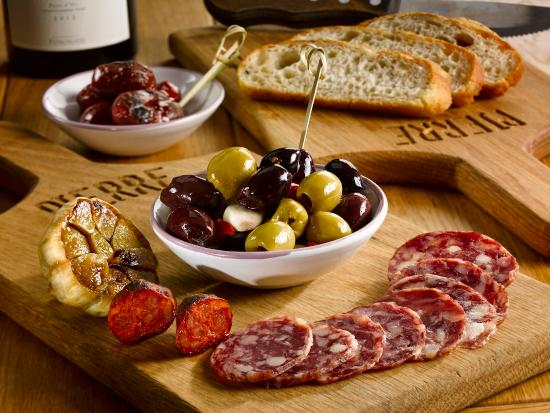 Le Bistrot Pierre: Try our selection of appetisers