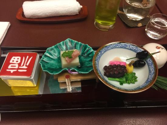 One of the top 3 sukiyaki beef in Tokyo