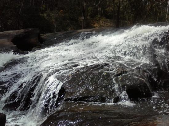 Porteira Preta Falls