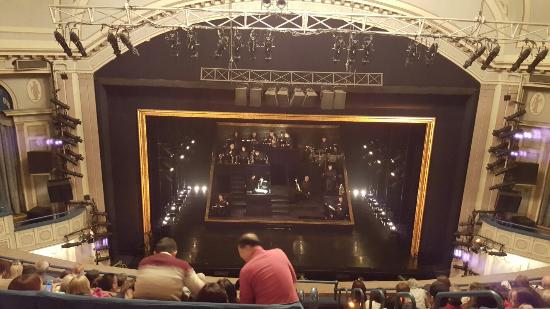 20151229 155635 picture of ambassador theatre new york city tripadvisor - Mezzanine foto ...