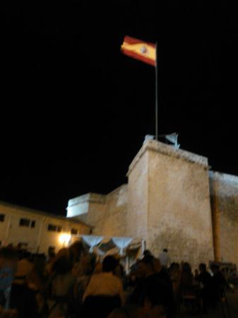 Castell de Sant Carles: Boda en Castillo San Carlos